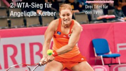 Matchball - Tennis in Berlin und Brandenburg 02-2012