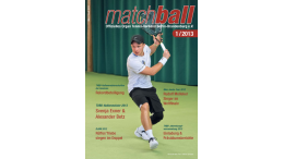 Matchball - Tennis in Berlin und Brandenburg 01-2013