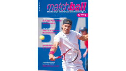 Matchball - Tennis in Berlin und Brandenburg 02-2013