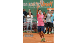 Matchball - Tennis in Berlin und Brandenburg 04-2013