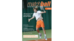 Matchball - Tennis in Berlin und Brandenburg 01-2014