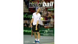 Matchball – Tennis in Berlin und Brandenburg 02-2014