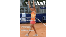 Matchball – Tennis in Berlin und Brandenburg 03-2014-Titel