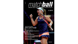 Matchball – Tennis in Berlin und Brandenburg 02-2015-Titel